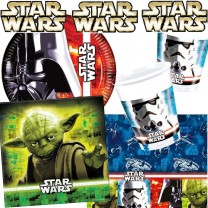 Kit complet anniversaire Star Wars