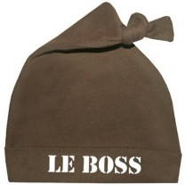 "Bonnet ""Le boss"""