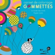Color Gommettes La ronde des ronds