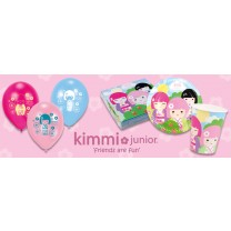 Kit anniversaire Kimmi junior