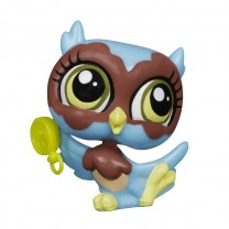 Littlest Petshop Feathers Underwood - La Chouette