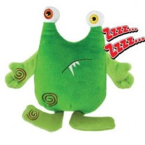 Peluche Annoying Monsters Percy la peste