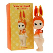 Sonny Angel Edition Limitée Happiness Snow Lapin