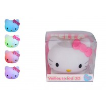 Veilleuse LED Hello Kitty